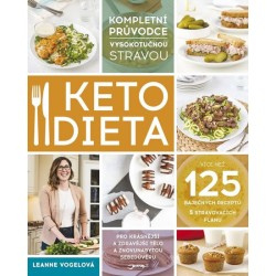 Ketodieta - Kompletní průvodce vysokotučnou stravou