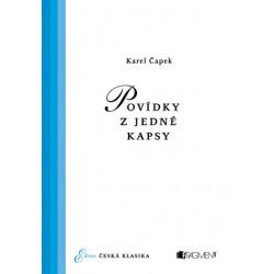Česká klasika – K. Čapek – Povídky z jedné kapsy