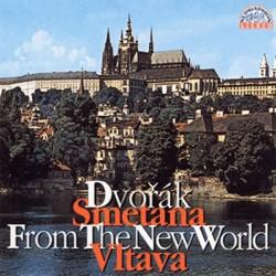 Symfonie č. 9 Novosvětská - Dvořák/ Smetana - Vltava -CD