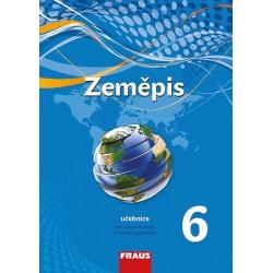 Zeměpis 6 pro ZŠ a víceletá gymnázia - Učebnice