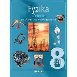 Fyzika 8 pro ZŠ a víceletá gymnázia - Učebnice