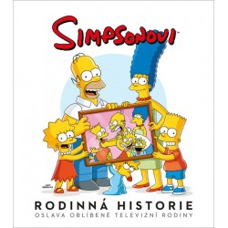 Simpsonovi - Rodinná historie