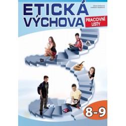 Etická výchova - Pracovní listy 8.-9. ročník