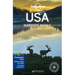 USA národní parky - Lonely Planet
