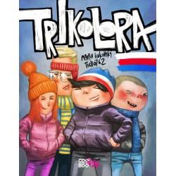 Trikolora - Sametový komiks