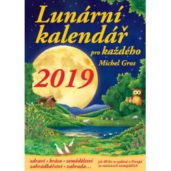 Lunární kalendář pro každého 2019