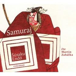 Samuraj - CD (Čte Martin Zahálka)