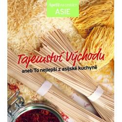 Tajemství východu aneb To nejlepší z asijské kuchyně (Edice Apetit)