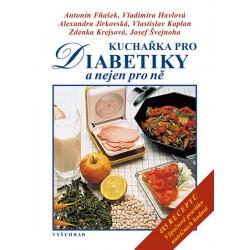 Kuchařka pro diabetiky a nejen pro ně - 485 receptů