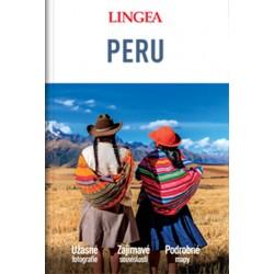 Peru - Velký průvodce