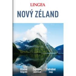Nový Zéland - Velký průvodce