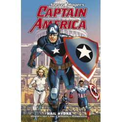 Captain America - Steve Rogers: Hail Hydra
