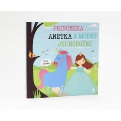 Princezna Anetka a modrý jednorožec