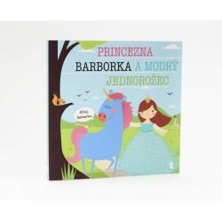 Princezna Barborka  a modrý jednorožec