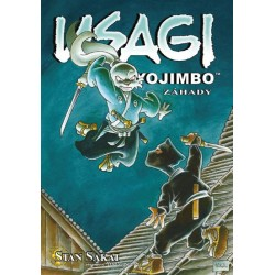 Usagi Yojimbo - Záhady