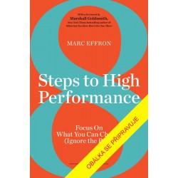 8 kroků k vyšší výkonnosti: Zaměřte se na to, co můžete změnit (ostatní ignorujte)