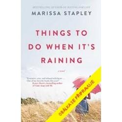 Co dělat, když prší
