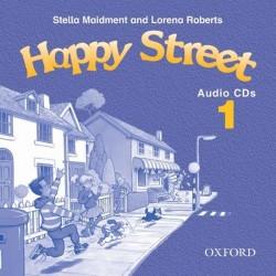 Happy Street 1 Class Audio CDs /2/
