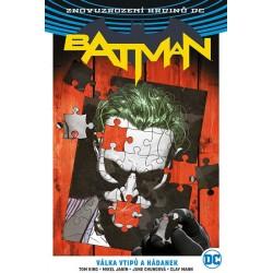 Batman - Válka vtipů a hádanek