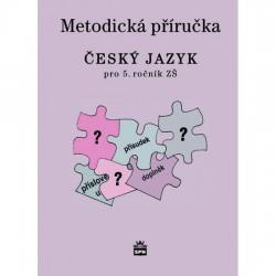 Český jazyk 5 pro základní školy - Metodická příručka