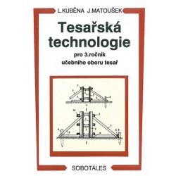 Tesařská technologie pro 3. ročník SOU