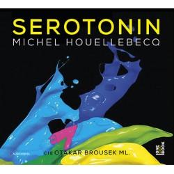 Serotonin - CDmp3 (Čte Otakar Brousek ml.)
