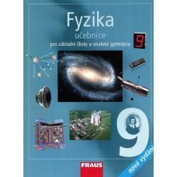 Fyzika 9 pro ZŠ a víceletá gymnázia - Učebnice