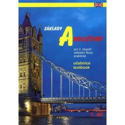 Základy angličtiny, 1. díl, učebnice pro ZŠ praktické
