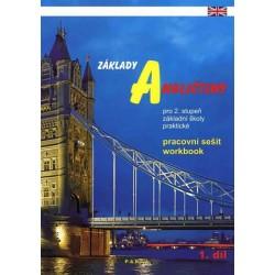Základy angličtiny, 1. díl - Pracovní sešit pro 2. stupeň ZŠ praktické