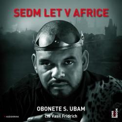 Sedm let v Africe - 2 CDmp3 (Čte Vasil Fridrich)