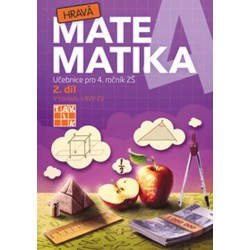 Hravá matematika 4 – Učebnice 2. díl