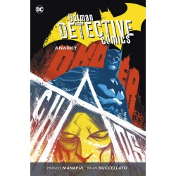 Batman Detective Comics 7 - Anarky