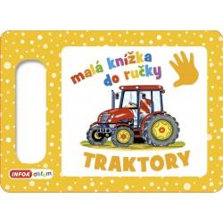 Traktory - Malá knížka do ručky