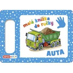 Auta - Malá knížka do ručky