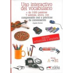 Uso interactivo del vocabulario A1-B1 - Učebnice