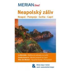 Merian - Neapolský záliv - Neapol * Pompeje * Ischia * Capri