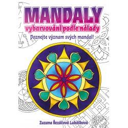 Mandaly - vybarvování podle nálady