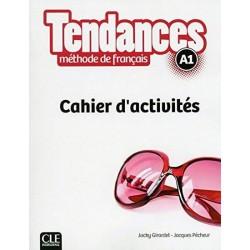 Tendances A1 Cahier d´exercices