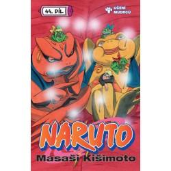 Naruto 44 - Učení mudrců