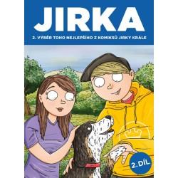 Komiks Jirka Král 2 - Jirka. Výběr toho nejlepšího z komiksů Jirky Krále 2