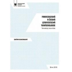 Francouzská a česká lingvistická terminologie: Tematický slovníček