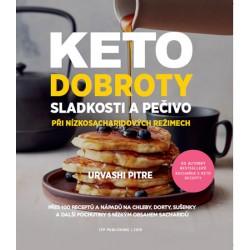 KETO dobroty - Sladkosti a pečivo při nízkosacharidových režimech