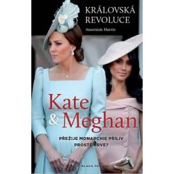 Královská revoluce: Kate a Meghan - Přežije monarchie příliv prosté krve?
