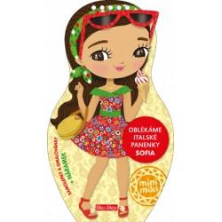 Oblékáme italské panenky - Sofia
