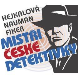 Mistři české detektivky - 3 CDmp3