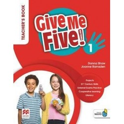 Give Me Five! Level 1. Teacher´s Book Pack