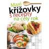 MAXI křížovky s recepty na celý rok