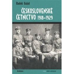 Československé četnictvo 1918-1929