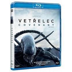 Vetřelec: Covenant Blu-ray