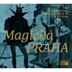 Magická Praha - CD